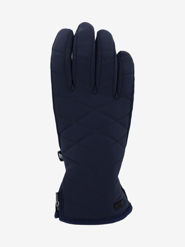 Rukavice 4F Red251 Ski Gloves Modrá