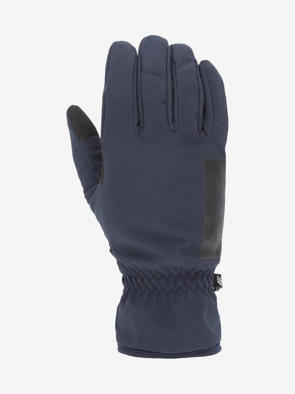 Rukavice 4F Reu108 Gloves Modrá