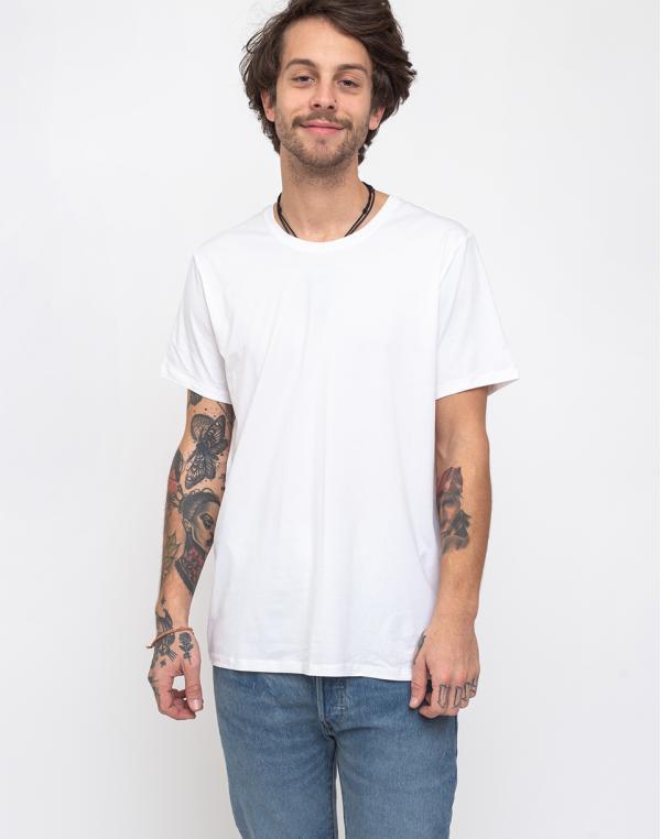 Calvin Klein S/S Crew Neck 100 White S