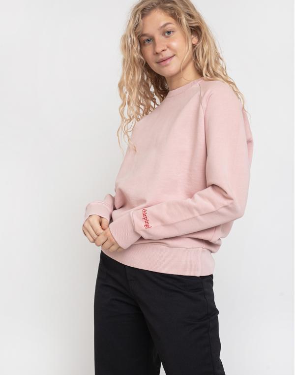 Buffet Rag Sweatshirt Rose S