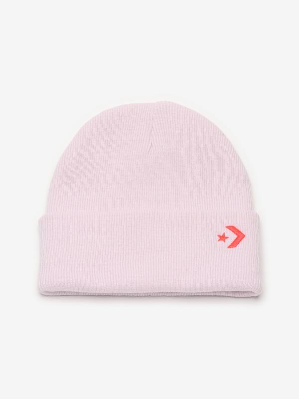 Čepice Converse CORE BEANIE Růžová