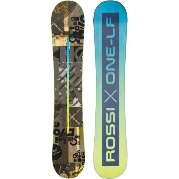 SNOWBOARD ROSSIGNOL ONE LITE FRAME - béžová