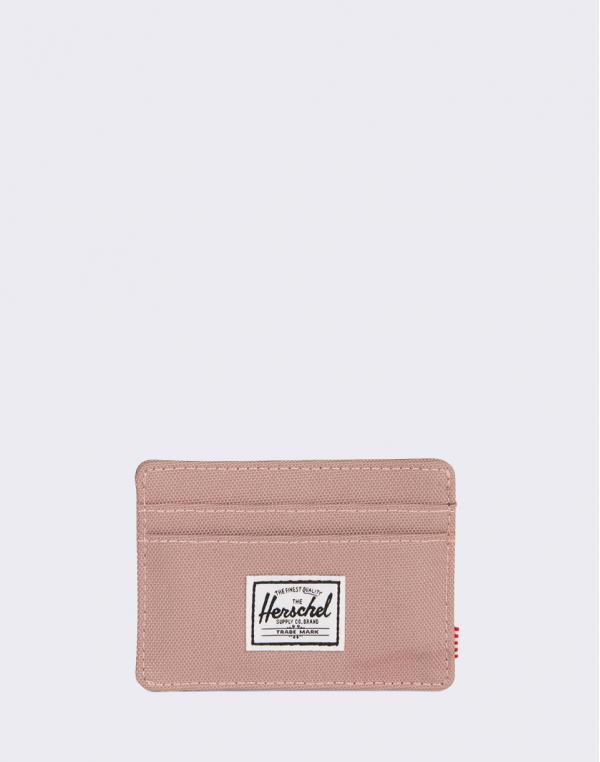Herschel Supply Charlie RFID Ash Rose