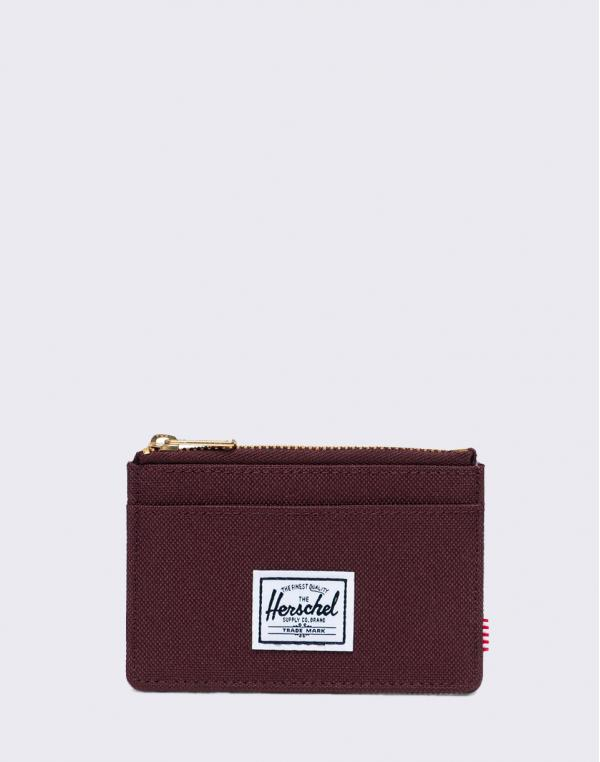 Herschel Supply Oscar RFID Plum