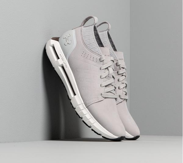 Under Armour HOVR Lace Up Mid PRM Mod Gray