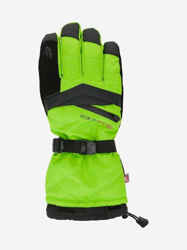 Rukavice 4F Rem150 Ski Gloves Zelená
