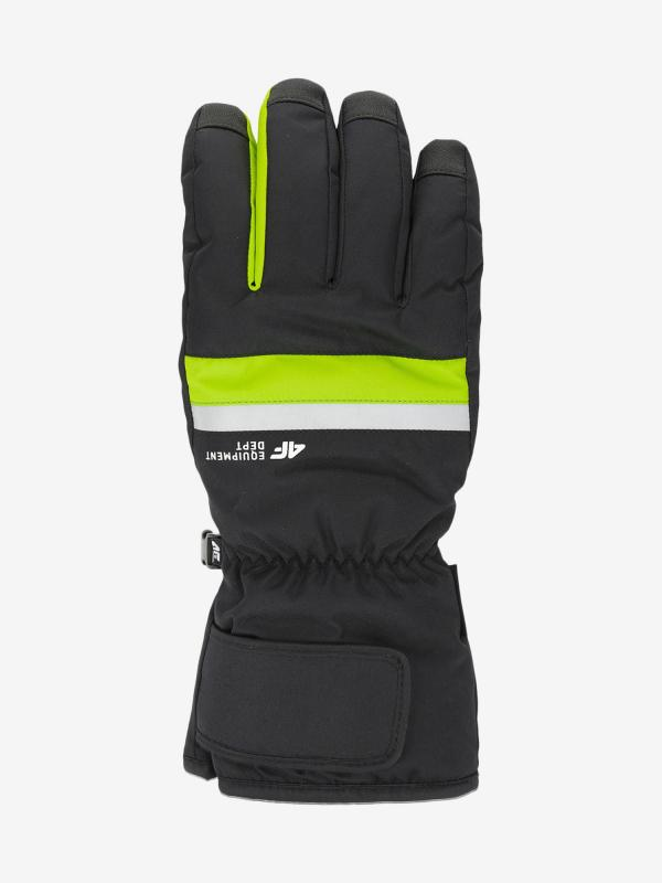 Rukavice 4F Rem350 Ski Gloves Zelená