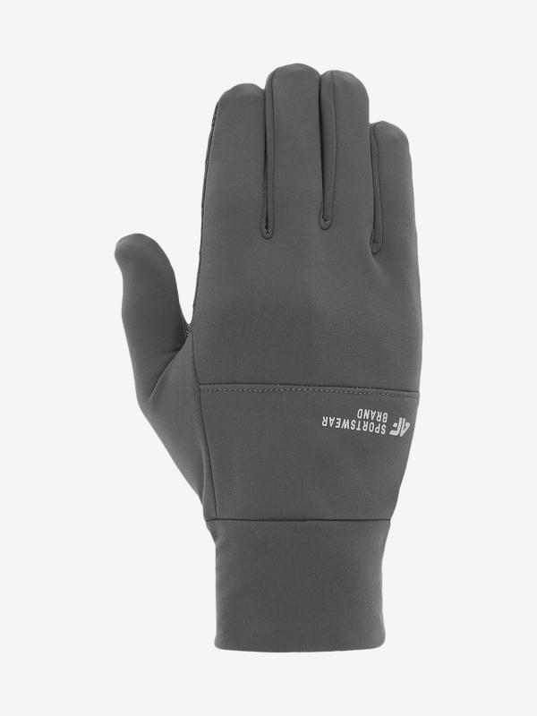 Rukavice 4F Reu207 Gloves Šedá