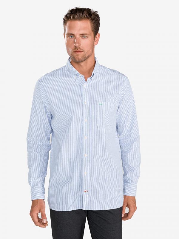 Košile Tommy Hilfiger Modrá