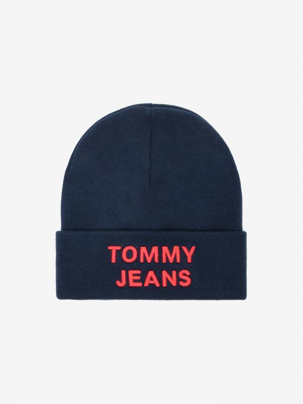 Čepice Tommy Hilfiger Modrá