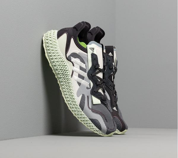 adidas Consortium Runner EVO 4D Onix/ White/ Light Green