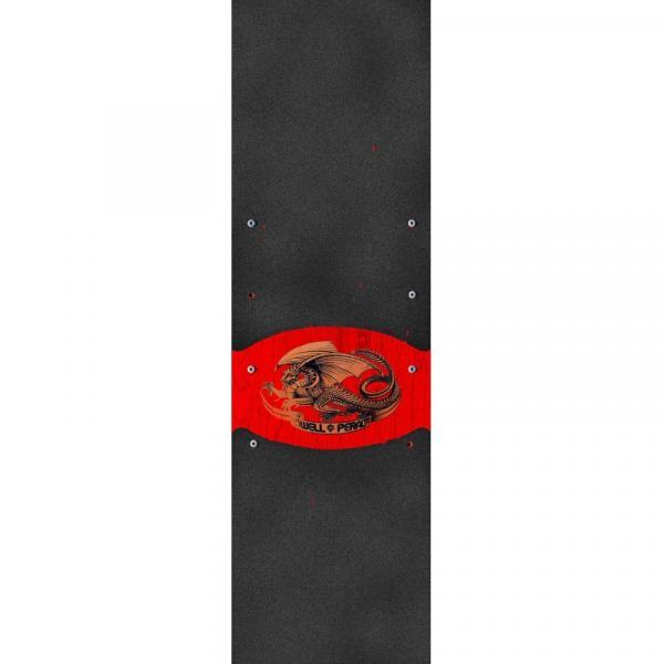 GRIP POWELL PERALTA SO OVAL DRAGON 9x33 - černá