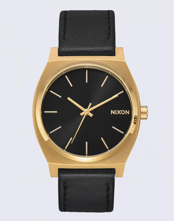 Nixon Time Teller GOLD BLACK/BLACK