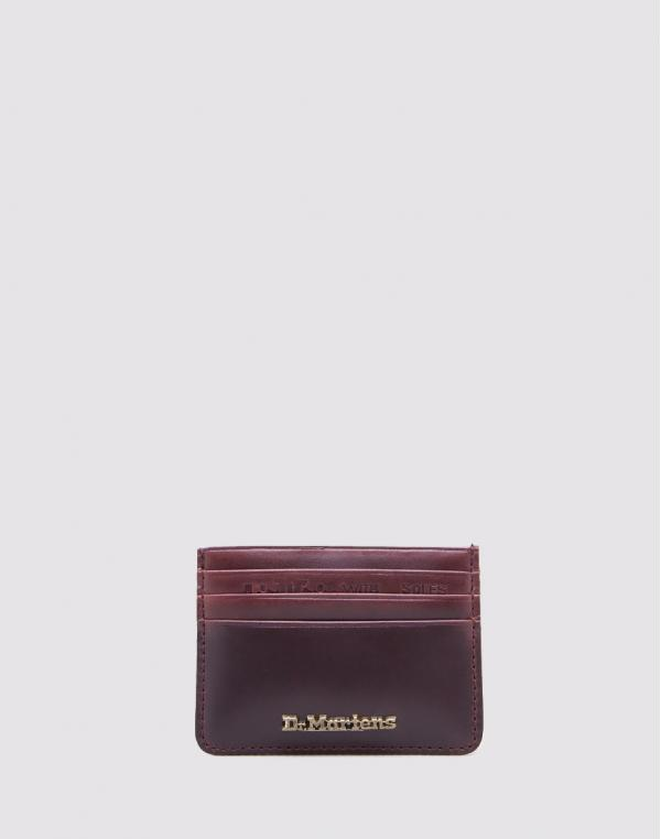 Dr. Martens Leather Card Holder Charro Brando