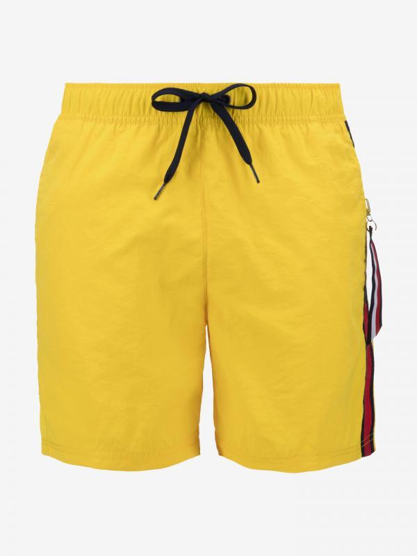 Plavky Tommy Hilfiger Žlutá