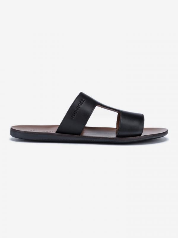 Pantofle Tommy Hilfiger Černá