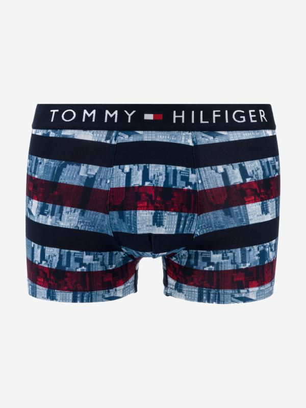 Boxerky Tommy Hilfiger Modrá