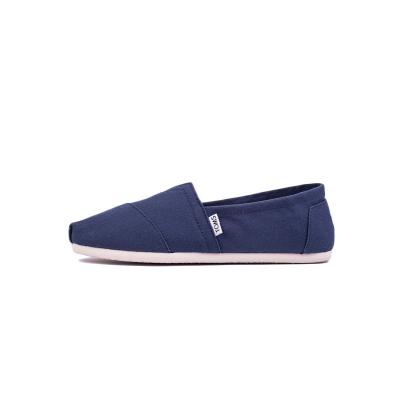 Toms Classic Navy Canvas 41
