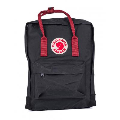 Fjällräven Kanken 550-326 Black/Ox Red