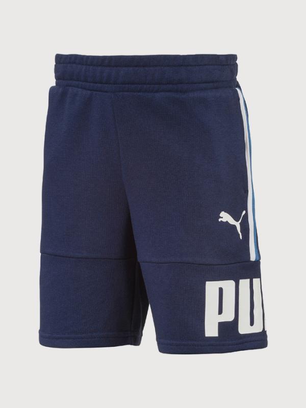 Kraťasy Puma Style Bermudas Modrá