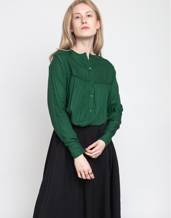 Ichi Catarine Dark Green 36