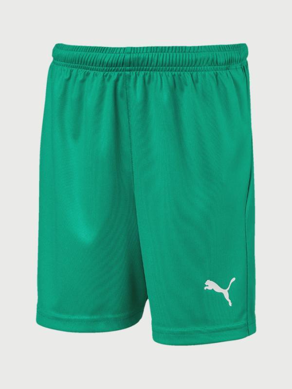 Kraťasy Puma Liga Shorts Core Jr Zelená
