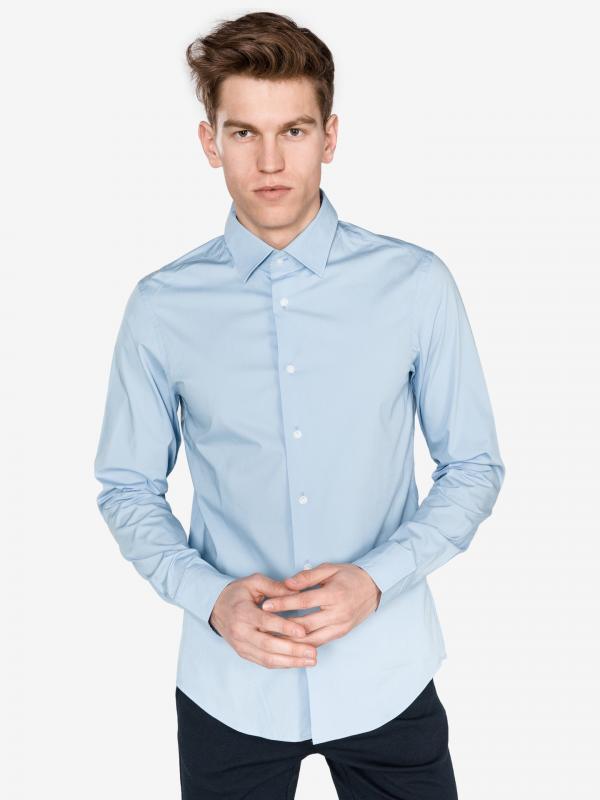 Core Košile G-Star RAW Modrá