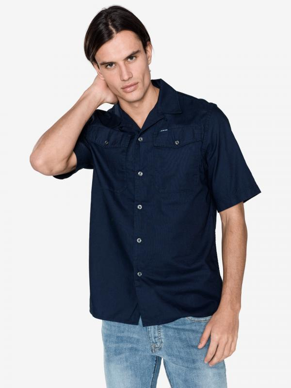 Bristum Utility Košile G-Star RAW Modrá