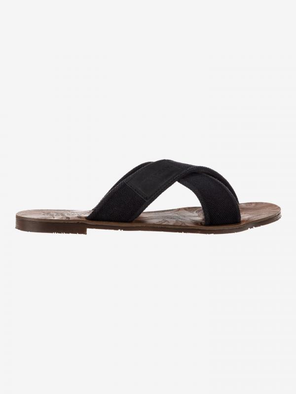 Randwik Pantofle Replay Černá