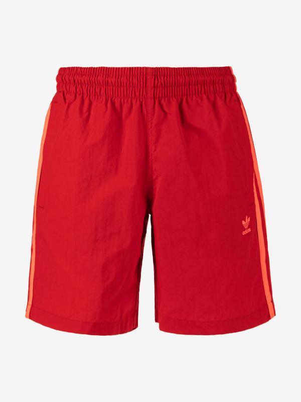 3-Stripes Plavky adidas Originals Červená