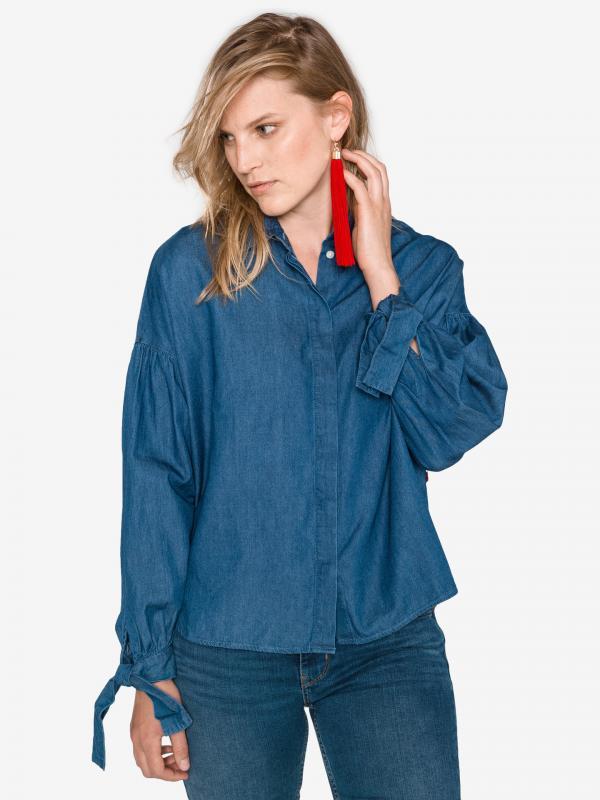 Košile Levi's Modrá