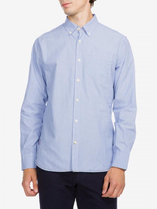 Mylor Košile Pepe Jeans Modrá