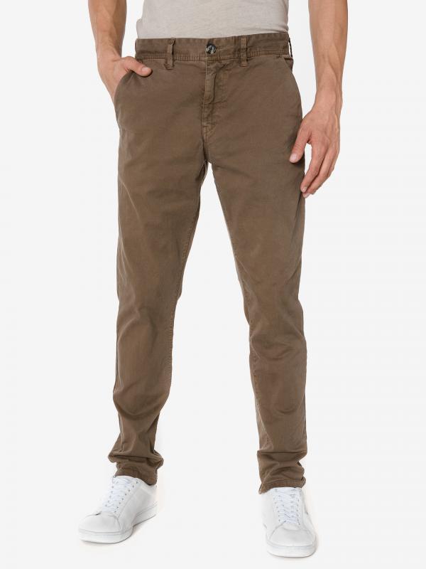 Blackburn 2 Tone Kalhoty Pepe Jeans Zelená