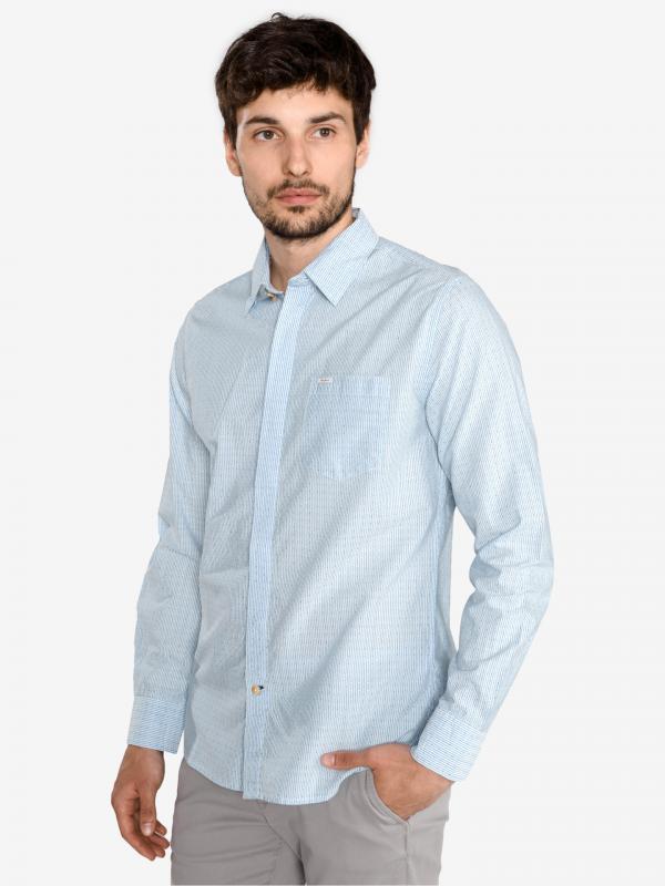 St-Ives Košile Pepe Jeans Modrá