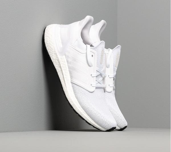 adidas UltraBOOST 20 W Ftw White/ Grey Three/ Core Black