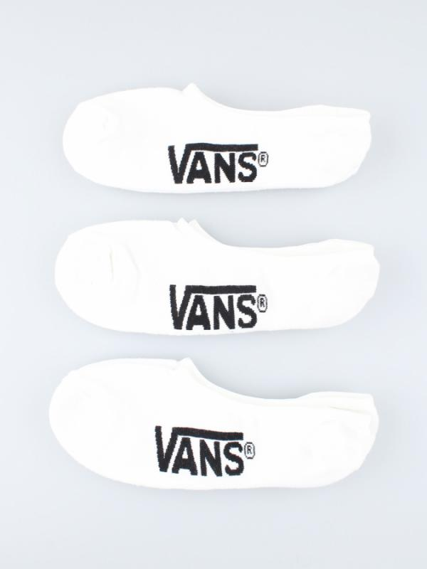 Ponožky Vans Mn Classic Super No White Bílá