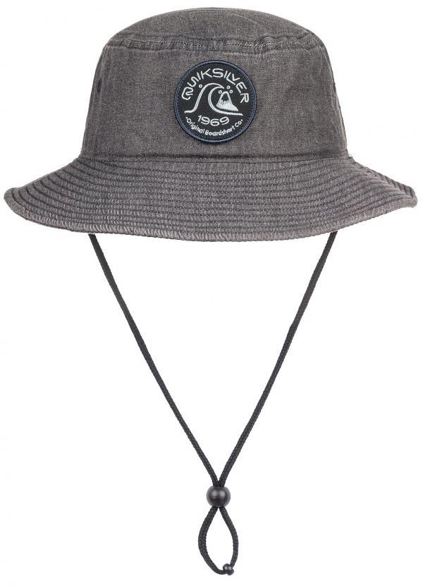 klobouk Quiksilver Chills Bucket - KVJ0/Black L/XL