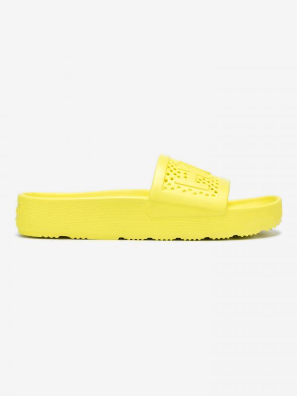 Pantofle Hunter Žlutá