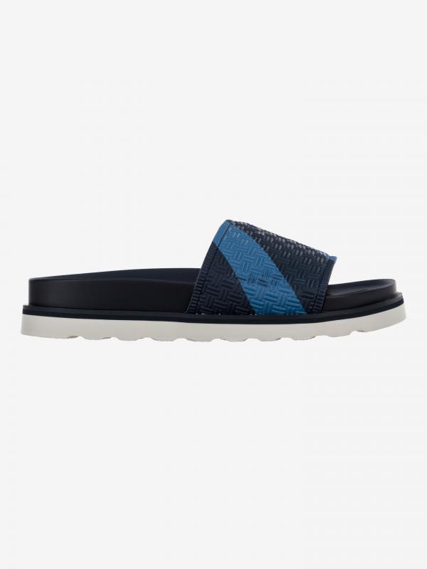 Honolulu Pantofle Gant Modrá