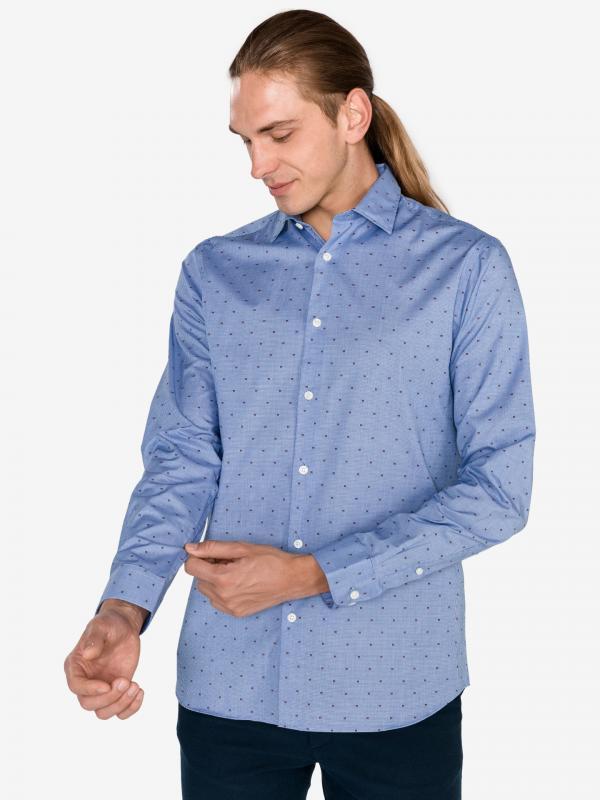 Regpen Košile SELECTED Modrá