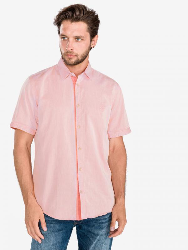 Košile Tom Tailor Béžová