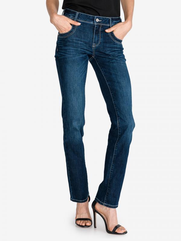 Alexa Jeans Tom Tailor Modrá