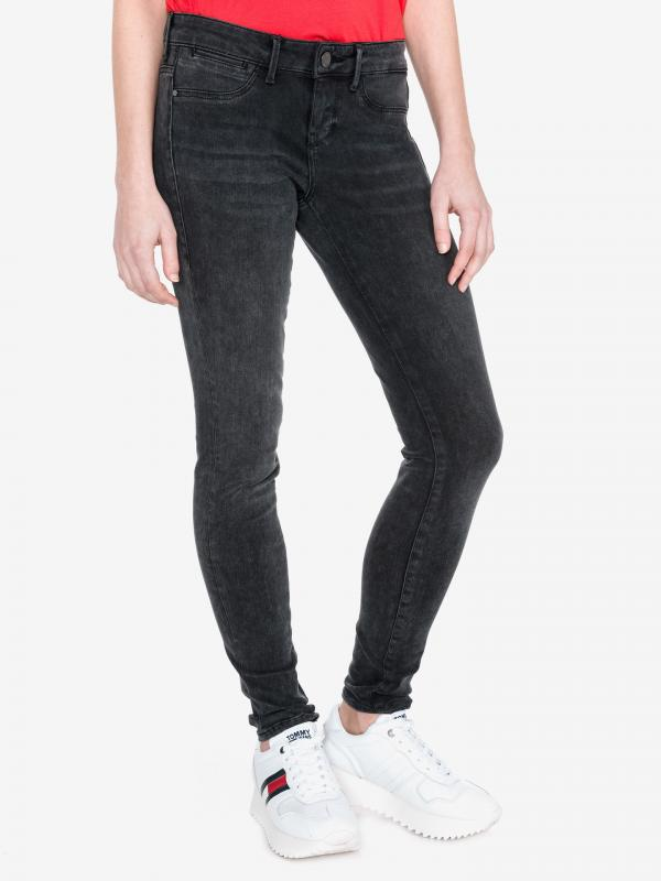 Jeggings Guess Šedá