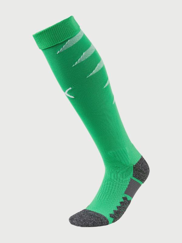 Stulpny Puma FINAL Socks Zelená