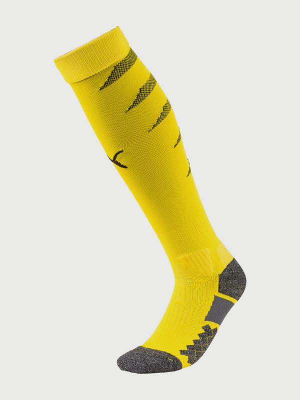 Stulpny Puma FINAL Socks Žlutá