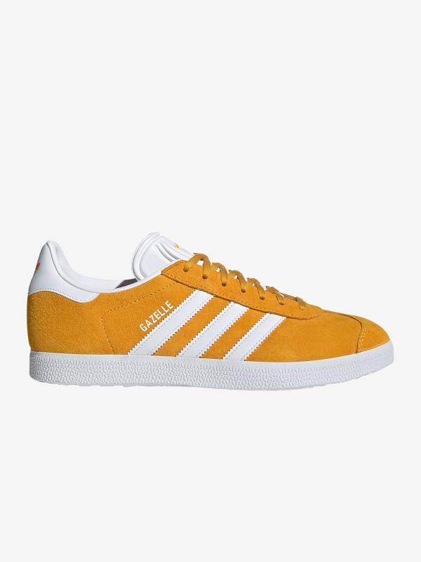Boty adidas Originals Gazelle Žlutá