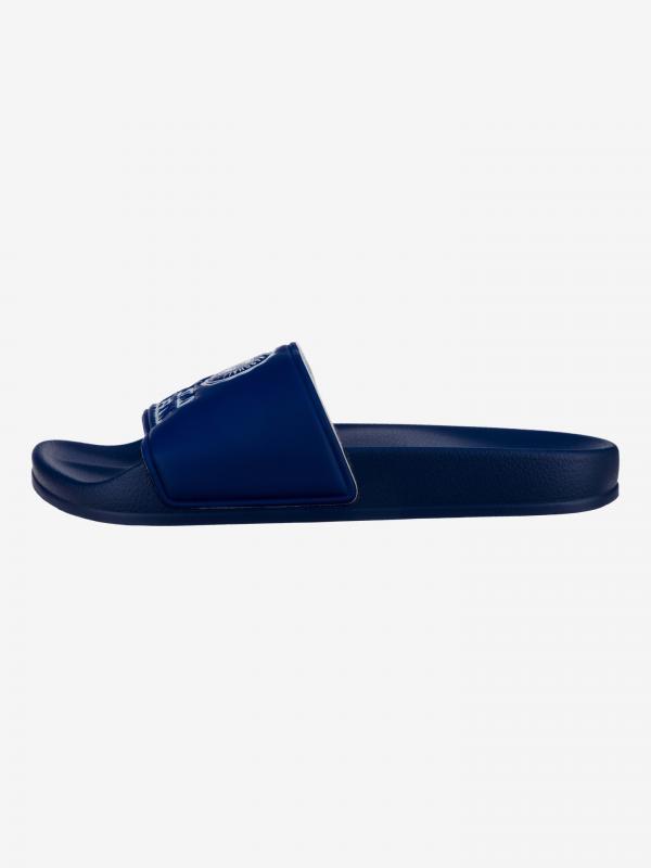 Pantofle Franklin & Marshall Modrá