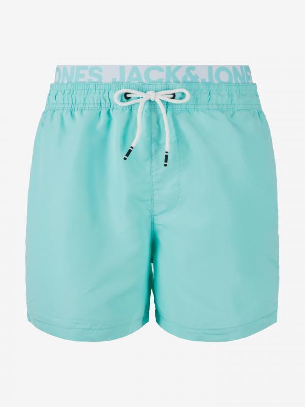 Cali Plavky Jack & Jones Modrá