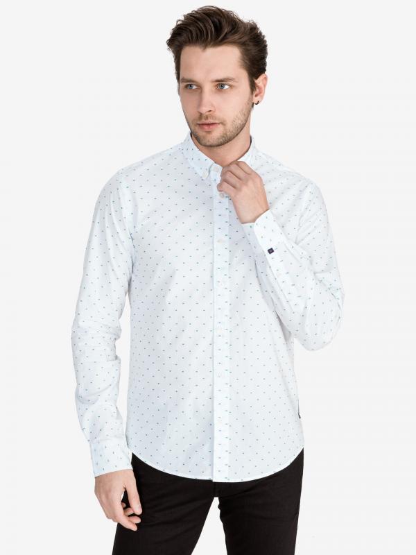 Košile Scotch & Soda Bílá