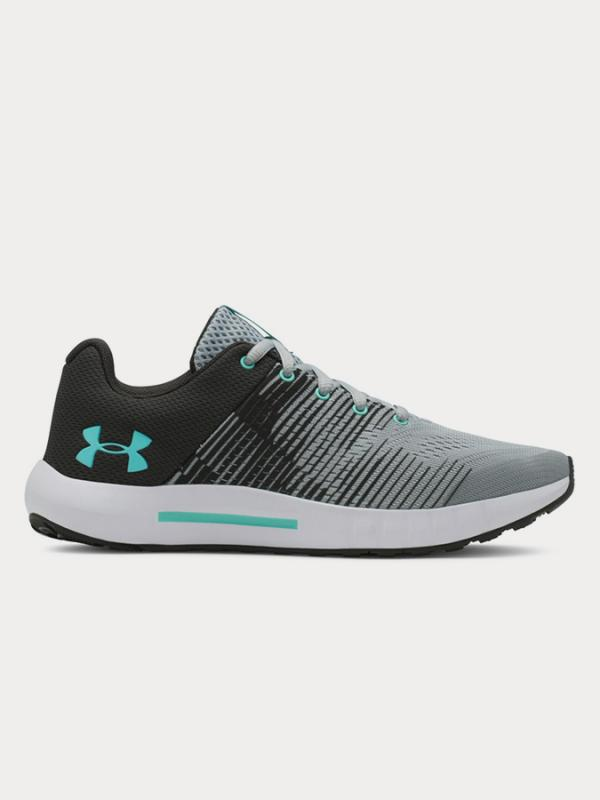Boty Under Armour Ggs Pursuit Ng Šedá